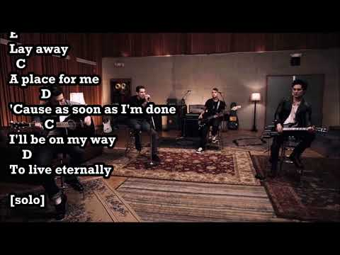 So Far Away Avenged Sevenfold Chord lyrics