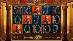 Book of Gods | Video Slot | BF Games