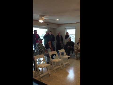 AAMG - DEEP WATERFRONT HOME AUCTION
