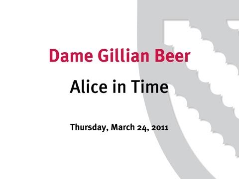 """""""Alice in Time"""" by Dame Gillian Beer"""