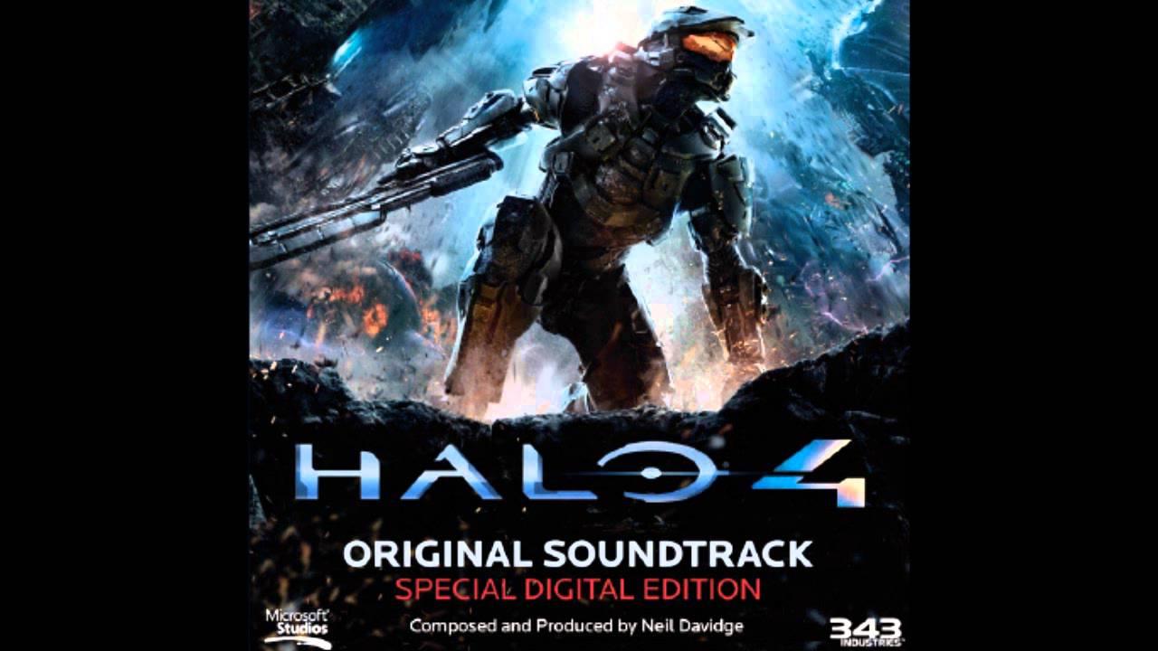 Halo 4 Original Soundtrack Music War Games Menu Lobby