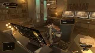 Deus Ex: Human Revolution Gameplay German (PC) HD