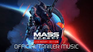Mass Effect Legendary Edition - Official Reveal Trailer Music (FULL TRAILER VERSION SONG THEME)