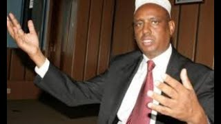 Governor Ali says that county legislative and executive organs have never had fracas