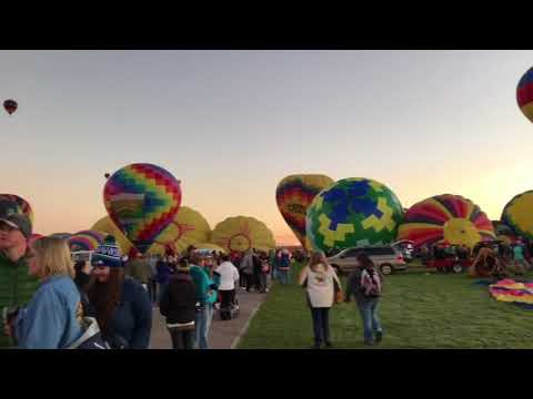 AVAS ALBUQUERQUE BALLOON FIESTA ADVENTURE