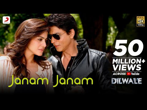 Janam Janam Video Song – Dilwale
