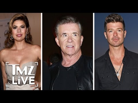 Alan's Thicke's Family Is Feuding Over Family Ranch | TMZ Live