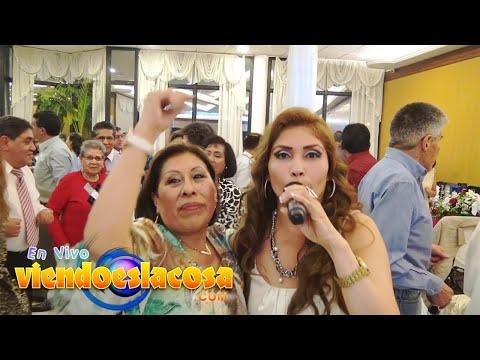 VIDEO: A FLOR DE CUMBIA - Cumbias Del Recuerdo En VIVO (Orq. SWINGBALY) - WWW.VIENDOESLACOSA.COM