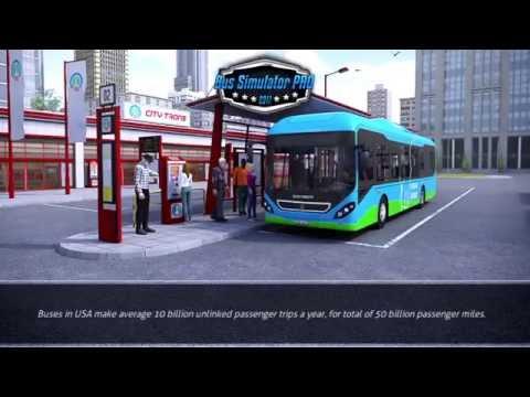Bus Simulator Pro 2017 İOS