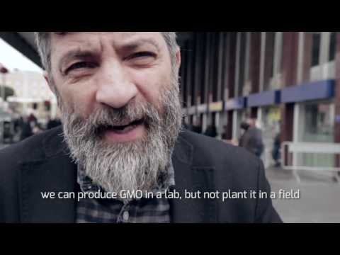 """Gmo, here's why I'm in favor"" - Antonio Pascale pro OGM"