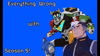 Everything Wrong with Voltron: Legendary Defender Season 5 Episode 3