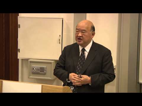 The Chief Justice of Hong Kong Mr Geoffrey Ma: The Rule of L