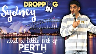 Getting Chlamydia From A Koala, Drinking Beer Out Of A Shoe In Sydney & Perth | Dropping In #45