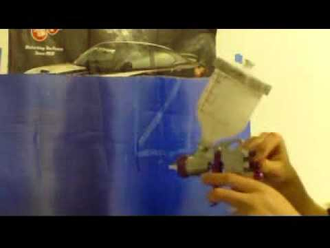 How to operate clean and maintain a spray gun