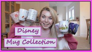 Disney Mug Collection