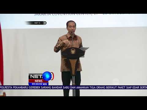 Presiden Jokowi Mentri Kesehatan Dan Tegur Dirut BPJS Akibat Masalah Defist BPJS   NET5
