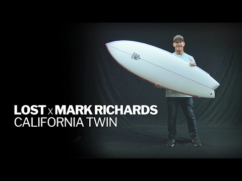Lost X Mark Richards California Twin - FIRST LOOK