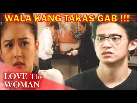 Finally! Jia, ipinakulong na rin si Gab dahil sa Pakikipagsabwatan | Love thy woman -  (2020)