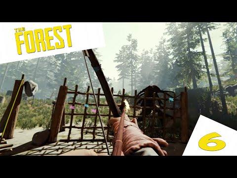 Прохождение The Forest Сезон 2 #6 Начало войны