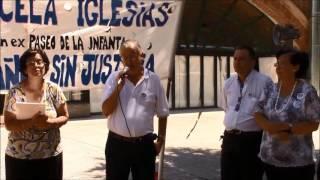 Acto homenaje a Marcela Iglesias: 20 años sin justicia