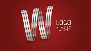 Z 3d Logo Design Adobe Illustrator CC | 3D Logo Design Tutorial (Letter W) 2016-12-02