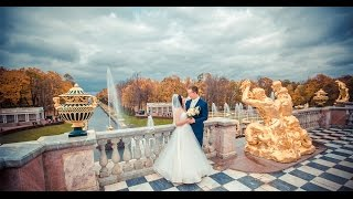 Свадьба в Петергофе Марии и Самвела (Орёл)