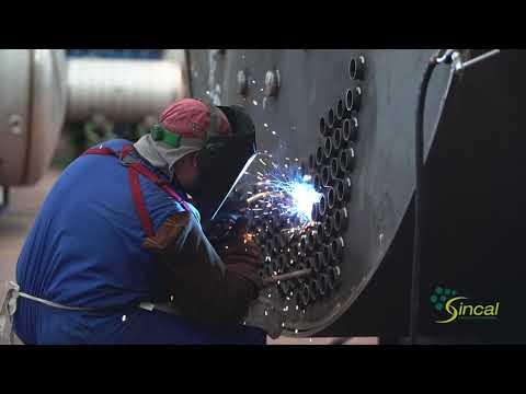 Sincal Fabricante de caldersas industriales