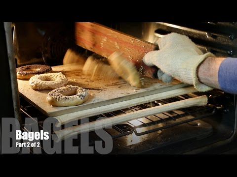 How to Make Bagels Part 2 of 2