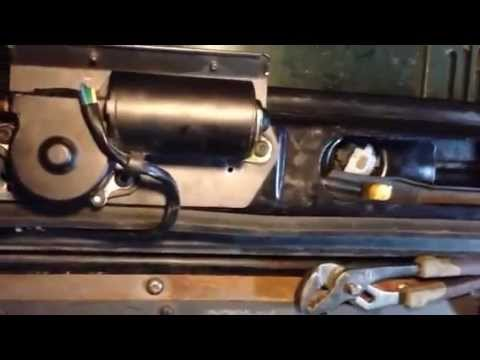 hqdefault yj wiper motor not working correctly youtube 1988 jeep wrangler wiper linkage at creativeand.co