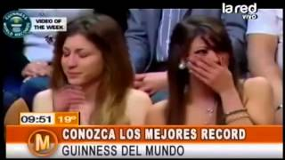 Conozca los mejores récords Guinness