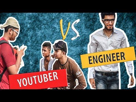KKB: YOUTUBER VS ENGINEER feat. AMIT BHADANA|| HARSH BENIWAL|| AASHQEEN||ASHISH CHANCHLANI