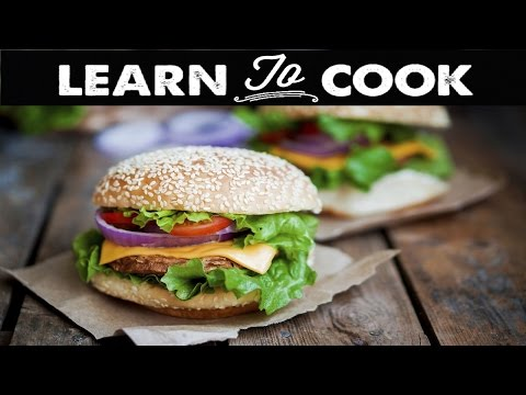How To Cook Turkey Burger