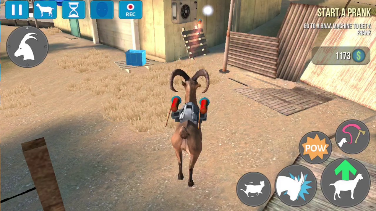 goat simulator payday all goats