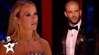 Magician Has Judges in Tears! BGT: The Champsions  Magicians Got Talent