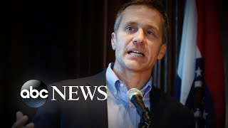 Missouri governor speaks out on 'witch hunt'