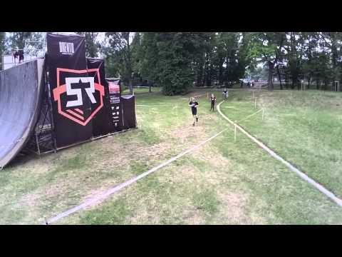 Survival Race form drone
