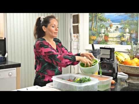Como Desinfectar Las Verduras y Frutas