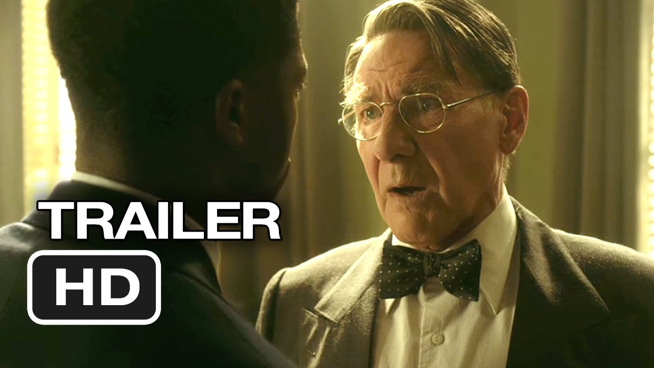 42 trailer 2 (2013) - harrison ford movie hd - youtube