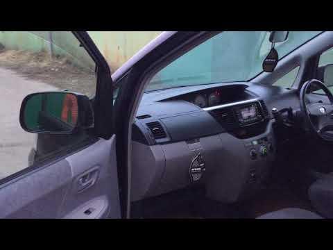 Toyota Voxy 2002  4wd за 420тыс руб