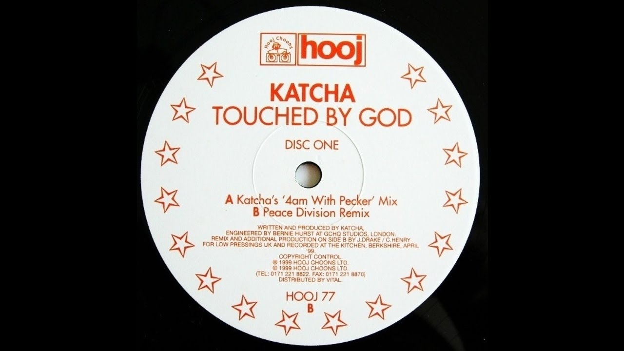 Katcha - Touched By God 2005 (Disc 1)