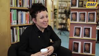 Olga Tokarczuk: Jest mi wstyd za ten straszny 2014 rok, kiedy Polska nie przyjęła imigrantów