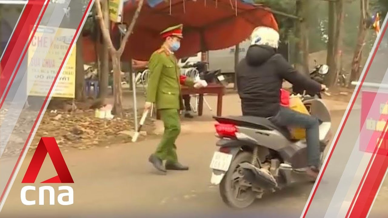 COVID-19: Commune in Vietnam placed on 20-day lockdown