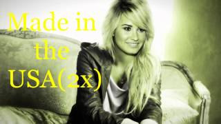 Demi Lovato-Made In The USA-Lyrics