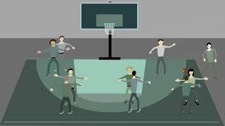 """Анімаційний мультфільм """"Правила гри в баскетбол""""(Цей ролик зроблений для людей, які за 5 хвилин хочуть засвоїти основні правила баскетболу, щоб, наприклад, в один з ясних, сонячних днів вийти на ..., 2020-08-11T12:29:23Z)"""