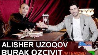ALISHER UZOQOV: BURAK AKTYOR EMAS ...