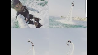 Fly Board In Oman  ( Muscat Qurum )