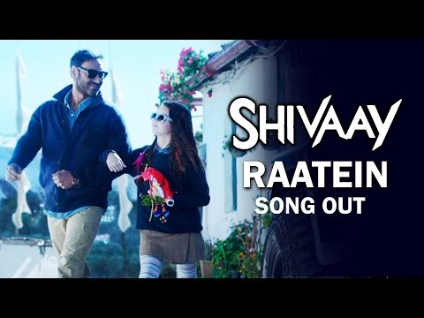 Raatein VIDEO Song Out | Shivaay | Ajay...