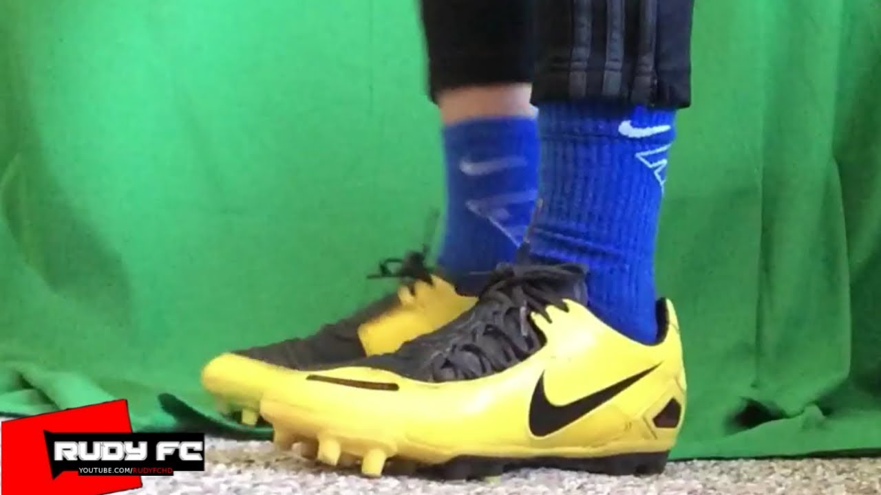 I GOT T90's | Nike Total90 Laser 1 | Unboxing/Review/Play Test