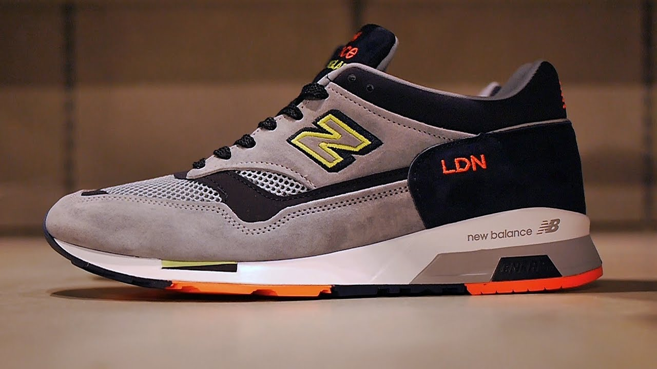 new balance london edition 1500