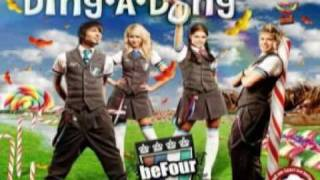 beFour - ♥ Ding-A-Dong ♥ (mit Songtexte)